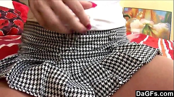 Fucking student in skirts