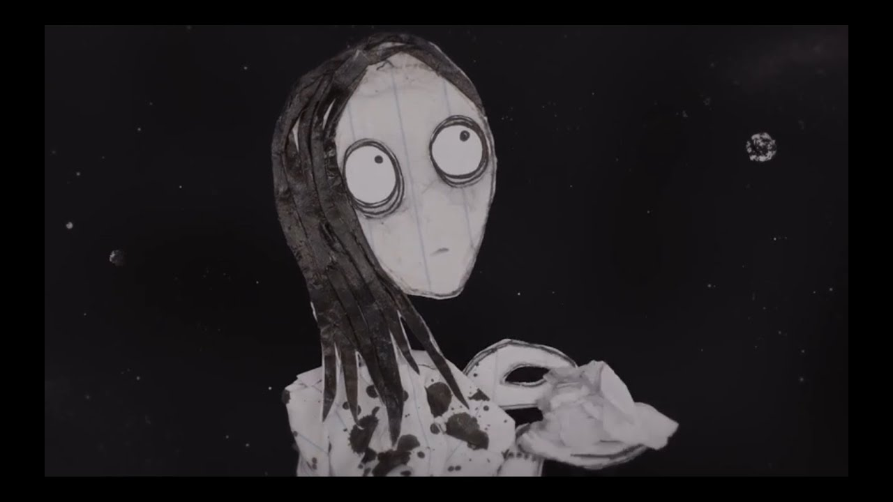 New animated music video