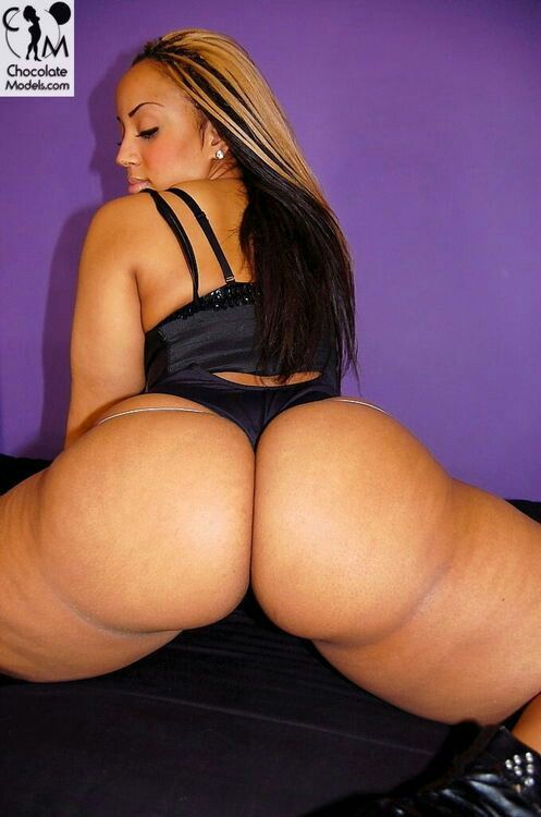 Sexy naked dominican ass